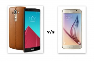 Samsung S6 vs LG G4