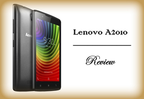Lenovo A2010 Review