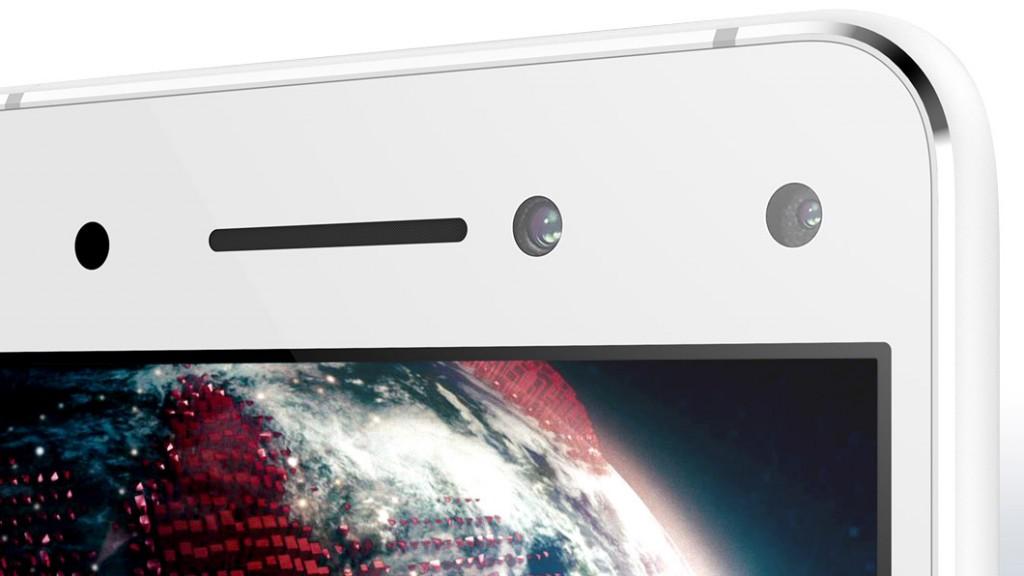 Lenovo VIBE S1 front camera