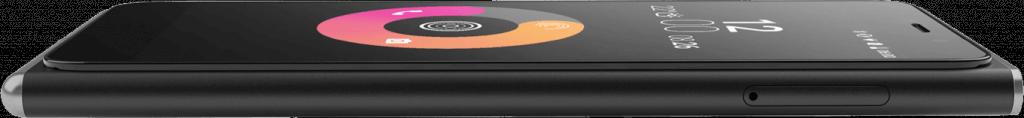 Obi Worldphone SF1 floating display