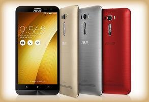 Zenfone 2 Laser 6 Front & back