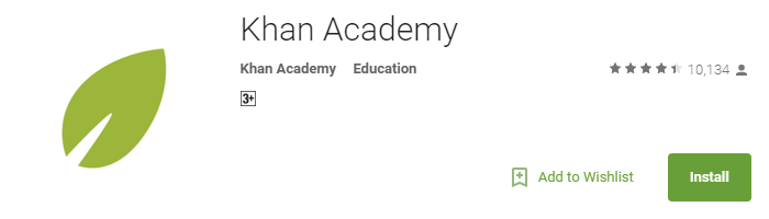 Useful Android Apps - Khan Academy