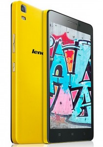 Best Android Smart phones of 2015 - Lenovo K3 Note