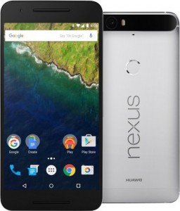 Best Android Smart phones of 2015 - Huawei Nexus 6P