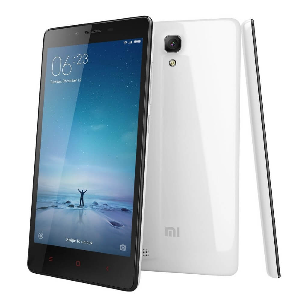 Redmi Note Prime white
