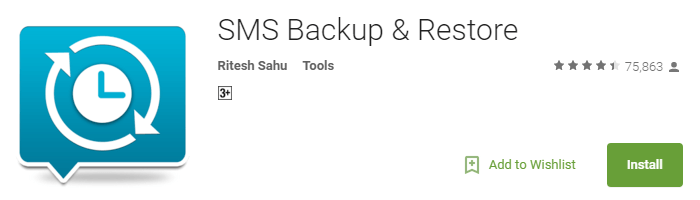 Useful Android Apps - Sms Backup & Restore