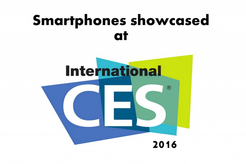 Smartphones at CES2016 with hands-on videos