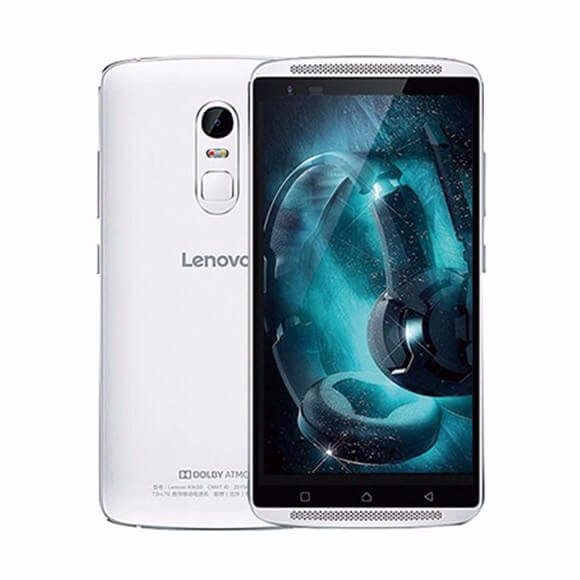 Lenovo VIBE X3 Matte White color