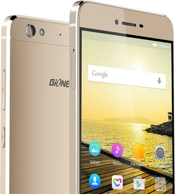 Gionee S6 Gold color