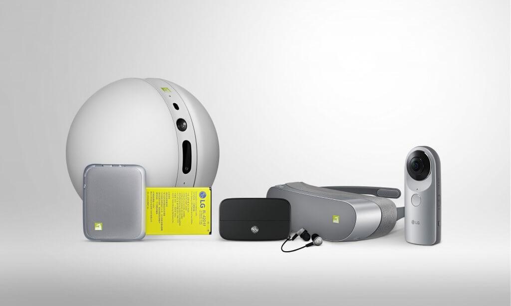 LG G5 - LG Friends