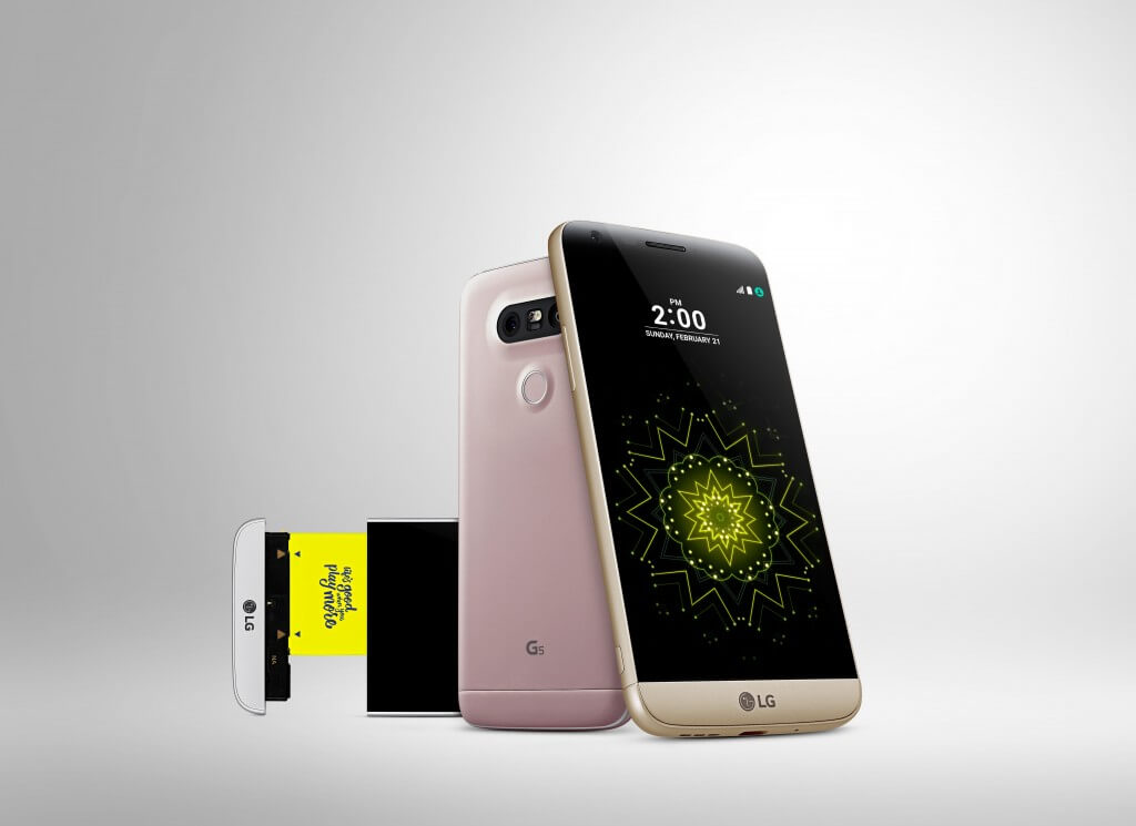 LG G5 Official image