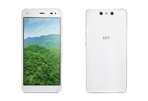 LYF Earth 1 White