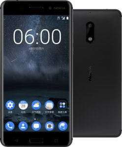 Nokia 6 - First Android Smartphone